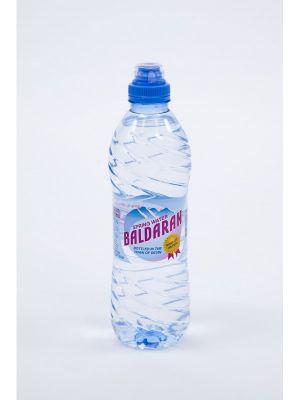 BALDARAN - Apa de izvor plata 0.5 l SPORT CAP
