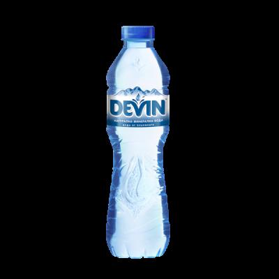 DEVIN-Apă Alcalină p.H.9.56 0.5 L
