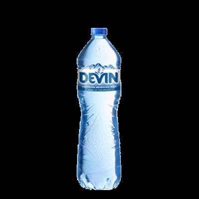 DEVIN-Apă Alcalină p.H.9.56 1.5 L